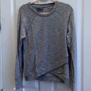 Athleta  light weight sweatshirt